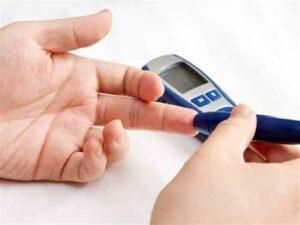 ارتفاع السكر في الدم